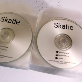 Silver Package CD Duplication